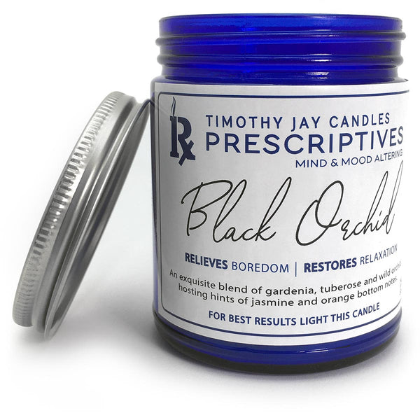 prescriptives black orchid candle fragrance