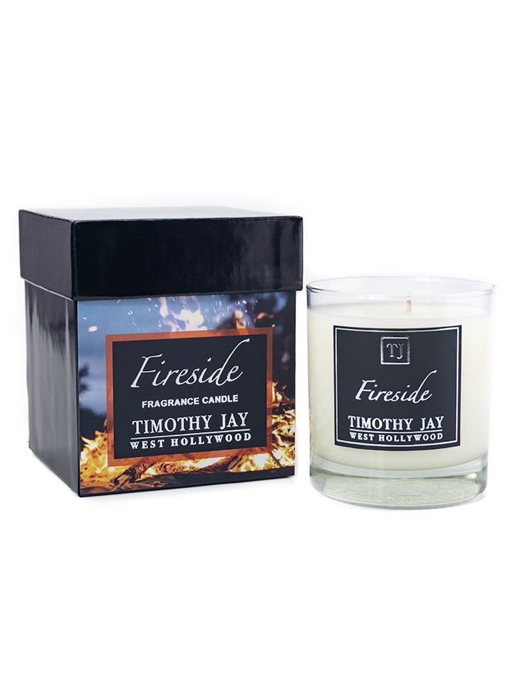 Fireside Fragrance Candle