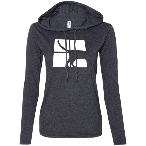 Cat Tail Ladies Hoodie