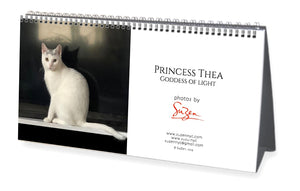 Princess Thea  – 2020 Desk Calendar