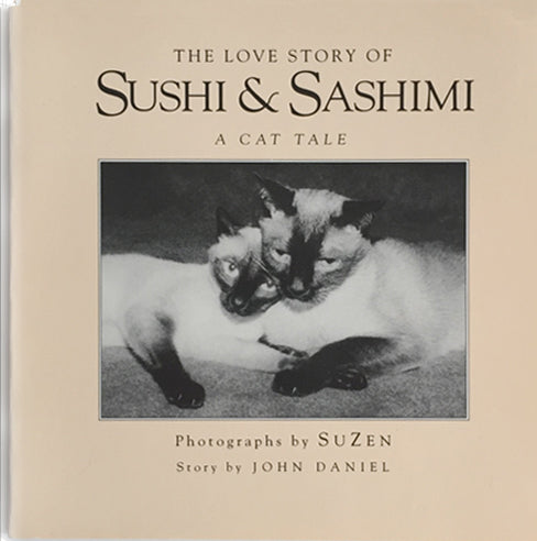 The Love Story of Sushi and Sashimi: A Cat Tale