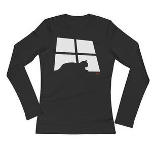 GATO Ladies' Long Sleeve T-Shirt