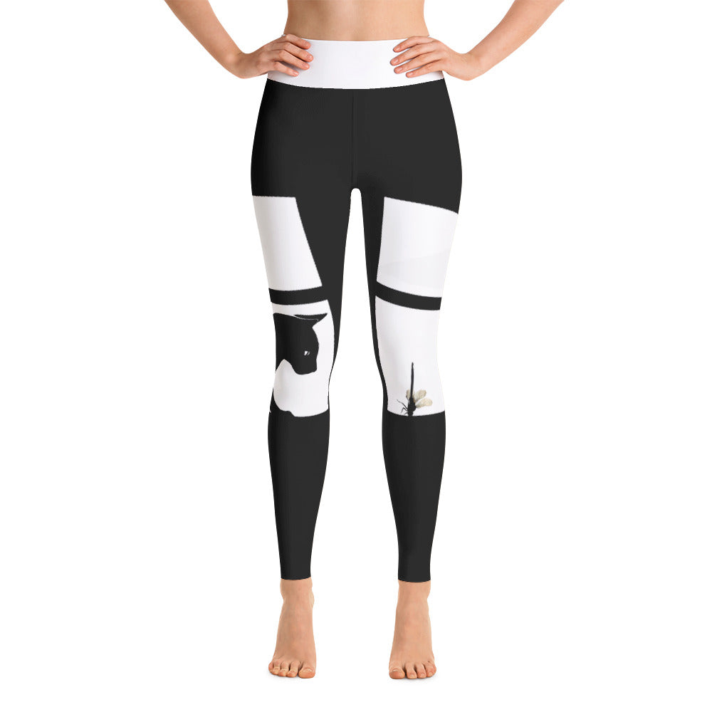 Dragonfly Yoga Leggings