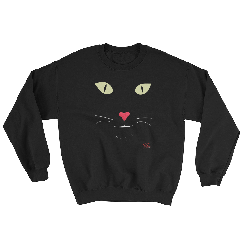 Heart Nose Sweatshirt