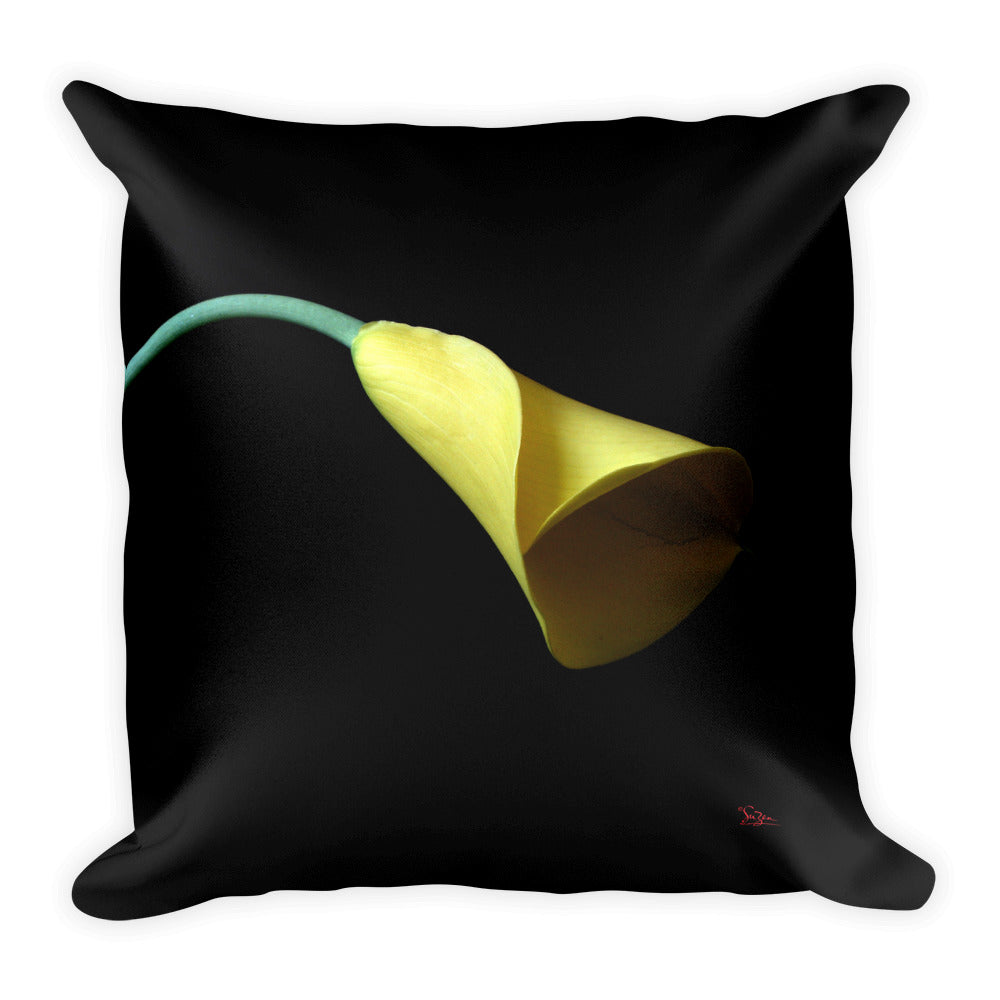 CallaLily + Waterlily Pillow