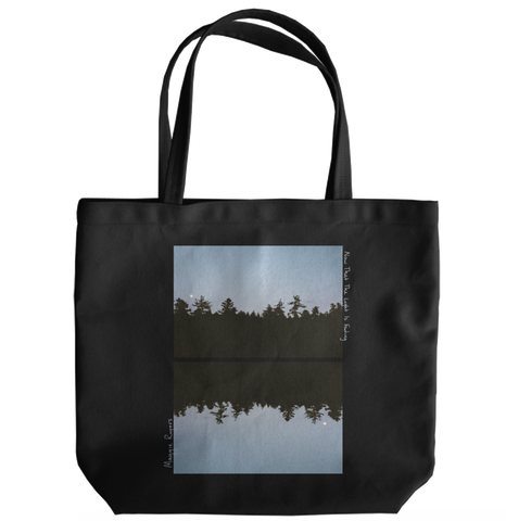 Now That The Light Is Fading Tote
