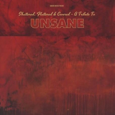 Various Artists - Shattered Flattered and Covered - A Tribute to Unsane 2LP