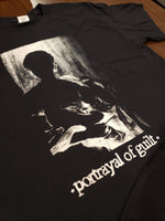 portrayal of guilt - Silhouette short-sleeve t-shirt