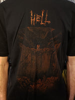 HELL - The Kingdom of Pain and Sorrow t-shirt