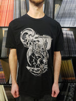 Gilead Media - Crane logo (Aaron Horkey) t-shirt