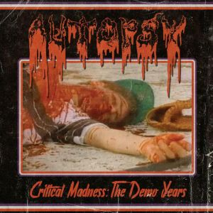 Autopsy - Critical Madness LP