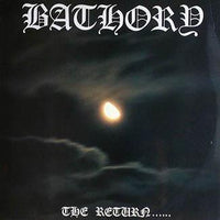 Bathory - The Return of Darkness LP