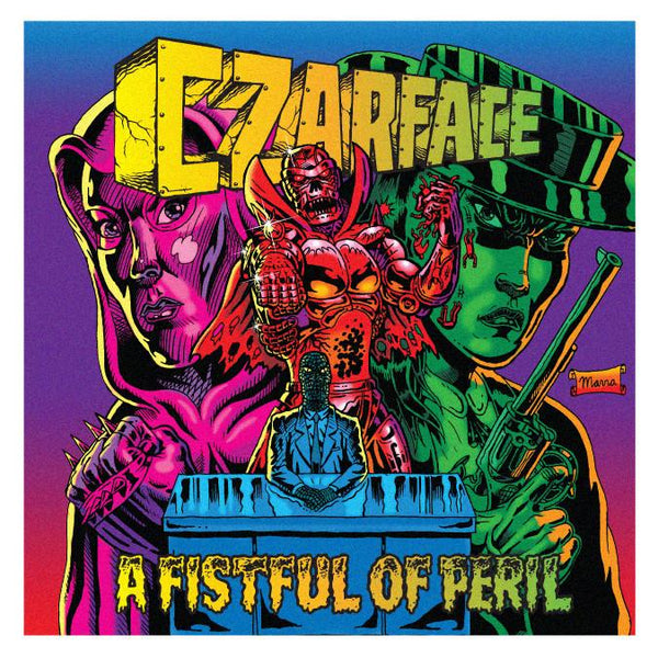 Czarface - Fistful of Peril LP