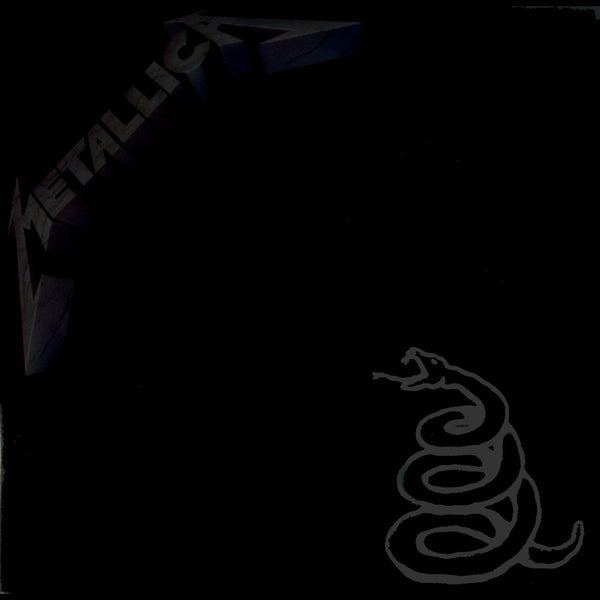 Metallica - Black Album 2LP