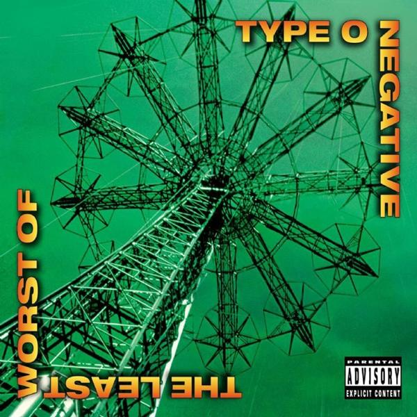 Type O Negative - The Least Worst Of 2LP