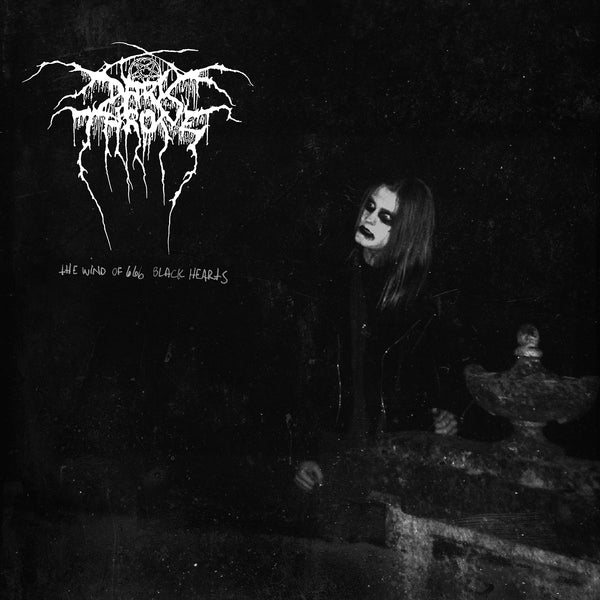Darkthrone - Wind of 666 Black Hearts 2LP