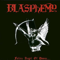 Blasphemy - Fallen Angel of Doom LP