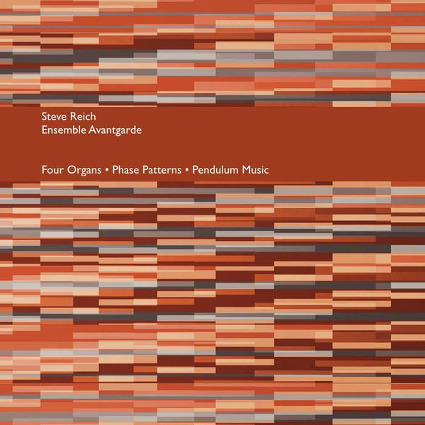 Steve Reich - Four Organs/Phase Patterns LP
