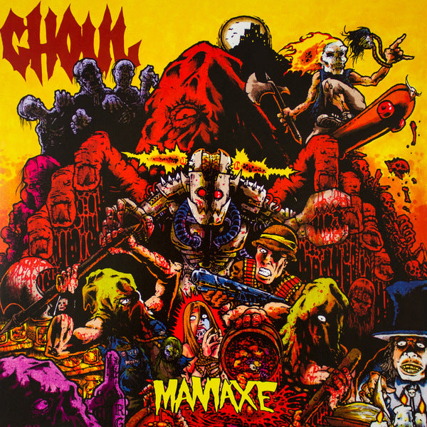 Ghoul - Maniaxe LP