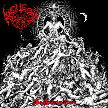 Archgoat - The Luciferian Crown LP