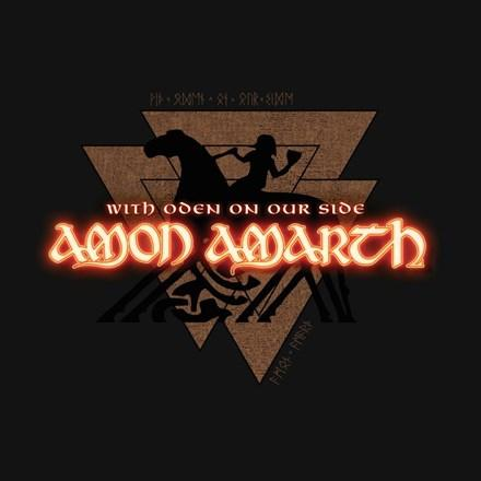 Amon Amarth, With Oden On Our Side LP
