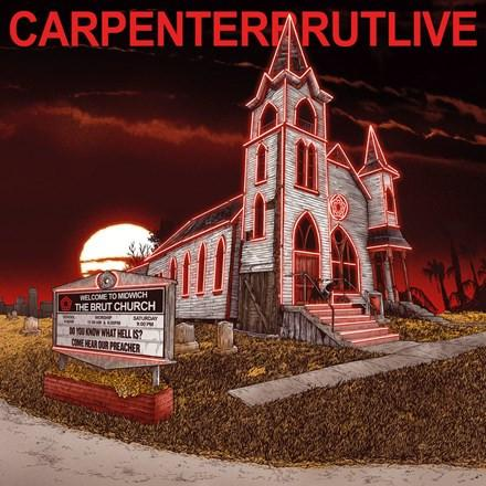 Carpenter Brut - Carpenterbrutlive 180g 2LP