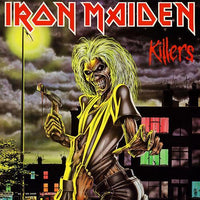 Iron Maiden - Killers 180g LP