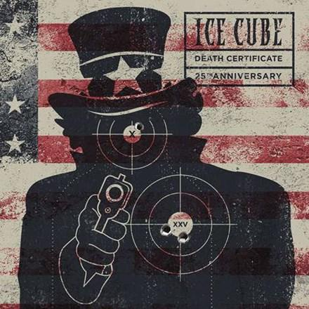 Ice Cube - Death Certificate 25th anniversary 180g 2LP