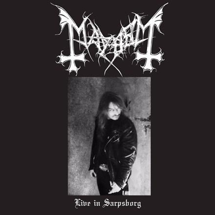 Mayhem - Live In Sarpsborg LP