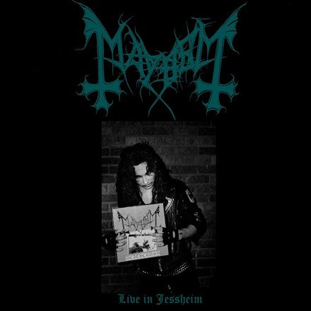 Mayhem - Live in Jessheim LP