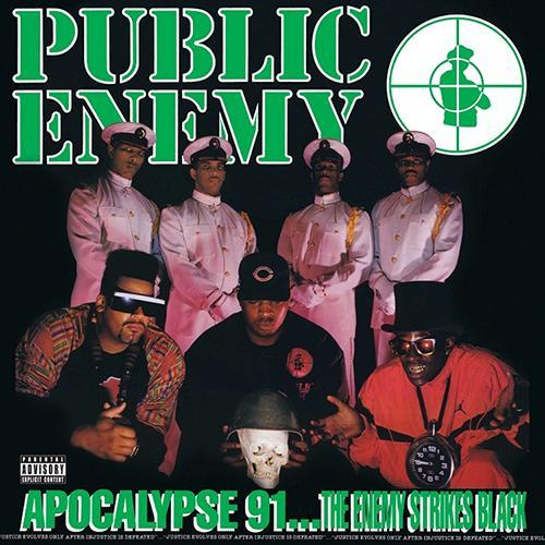 Public Enemy - Apocalypse 91 2LP