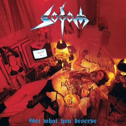 Sodom - Get What You Deserve LP