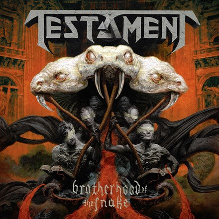 Testament - Brotherhood of the Snake LP