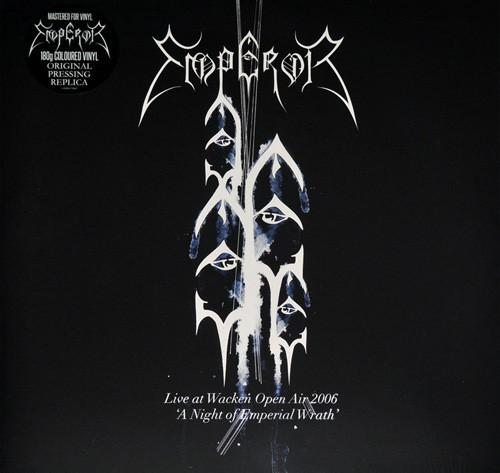 Emperor - Live at Wacken 2LP