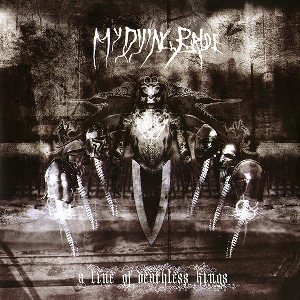 My Dying Bride - A Line of Deathless Kings 2LP