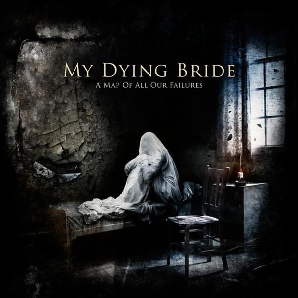 My Dying Bride - A Map of All Our Failures 2LP
