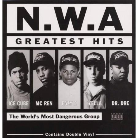 NWA - Greatest Hits 2LP