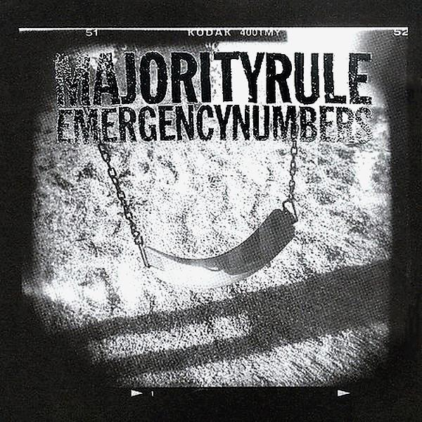 Majority Rule - Emergency Numbers LP