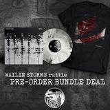 Wailin Storms - Rattle LP