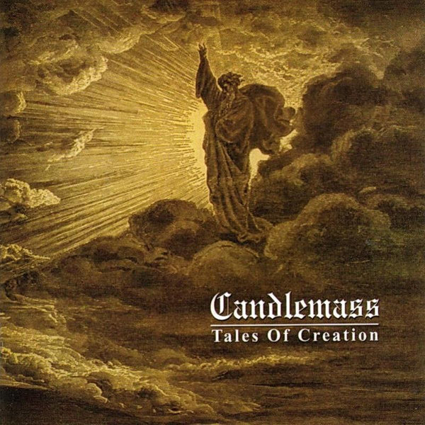 Candlemass - Tales of Creation LP