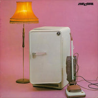 The Cure - Three Imaginary Boys LP