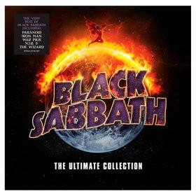 Black Sabbath - The Ultimate Collection 4LP