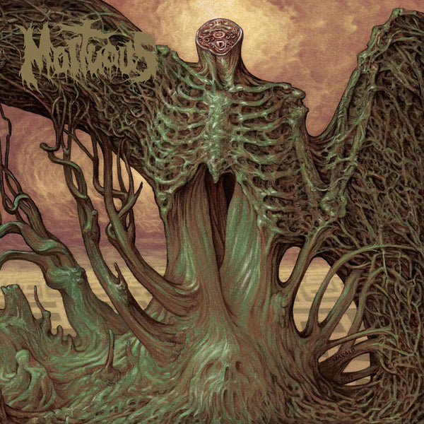 Mortuous - Through Wilderness LP