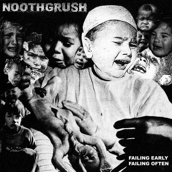 Noothgrush - Failing Early Failing Often 2LP