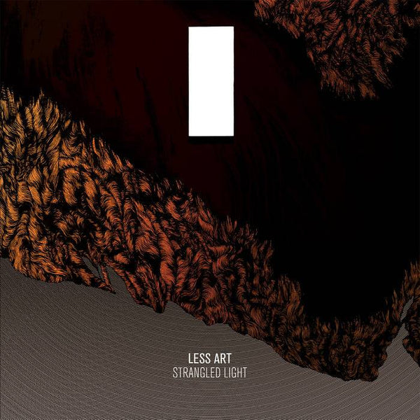 Less Art - Strangled Light LP