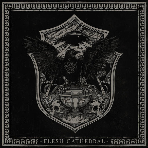 Svartidaudi - Flesh Cathedral 2LP (smoke vinyl)