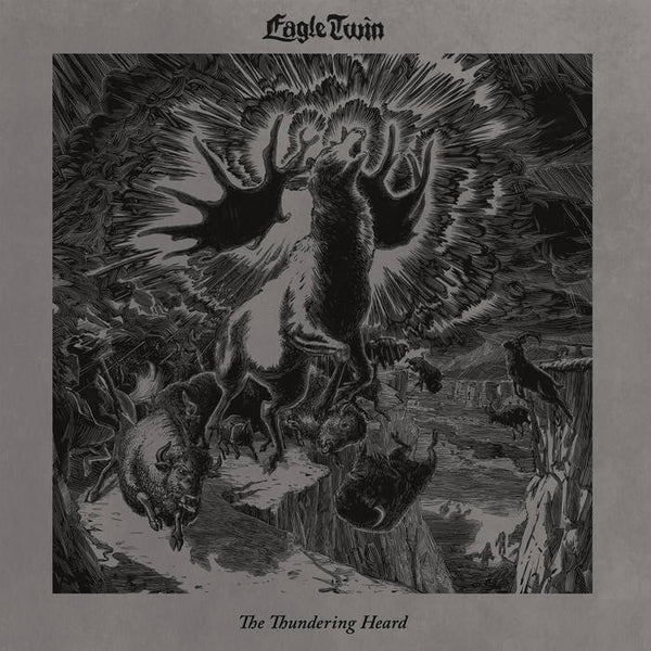 Eagle Twin - The Thundering Herd LP