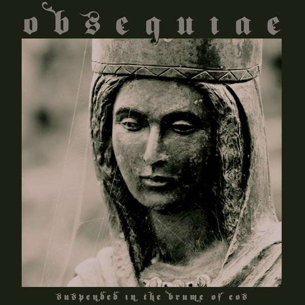 Obsequiae - Suspended in the Brume of Eros LP (clear/green)
