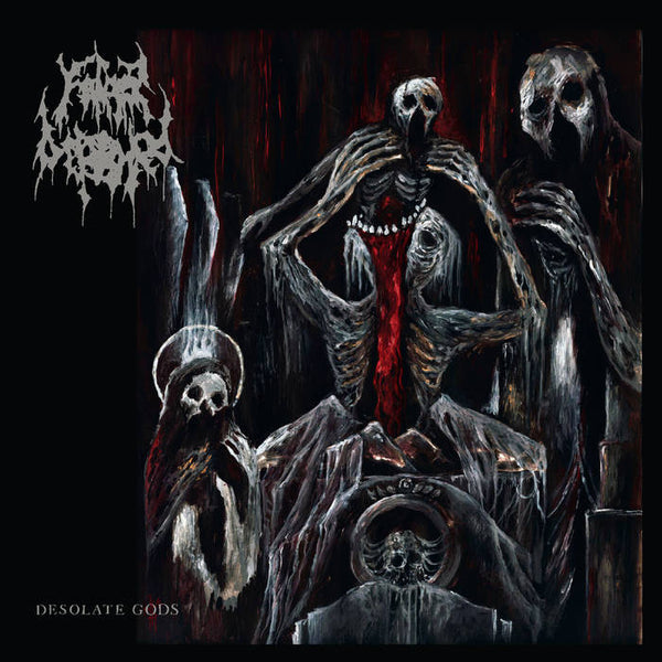 Father Befouled - Desolate Gods LP