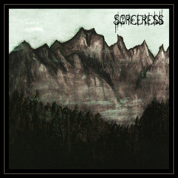 Sorceress - Self-titled CD